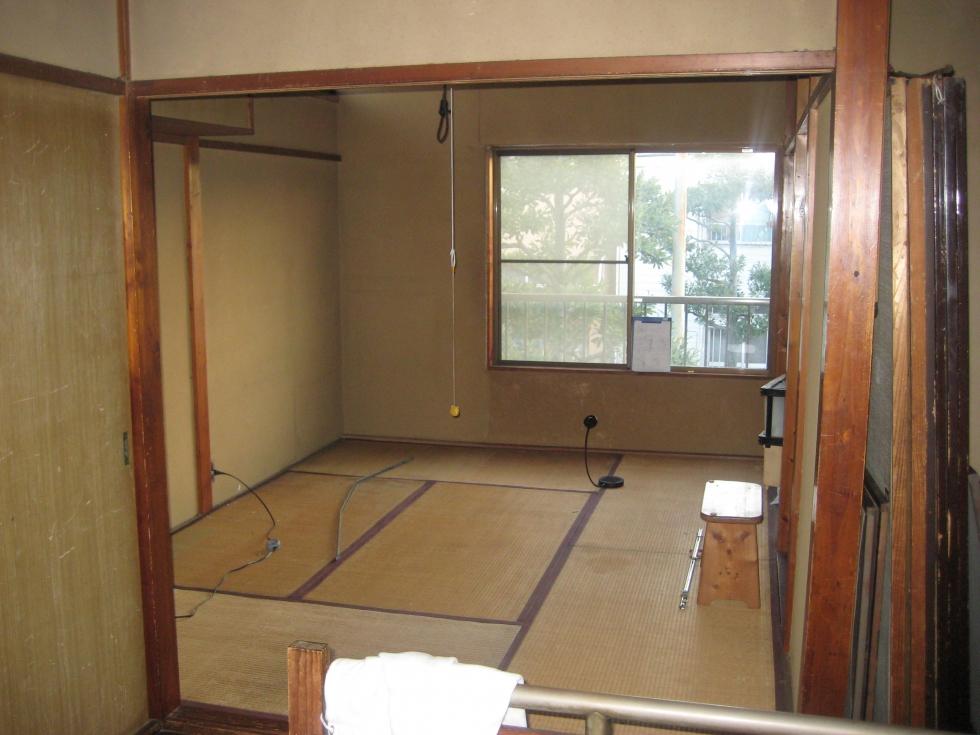 湘南平塚アルベリアールホームはおしゃれなリフォームリノベーションで和室を洋室へ