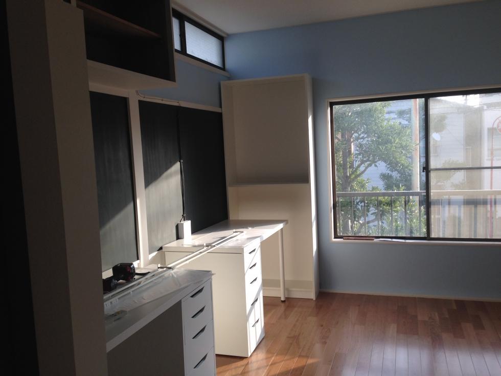 湘南平塚アルベリアールホームはおしゃれなリフォームリノベーションで和室を洋室に
